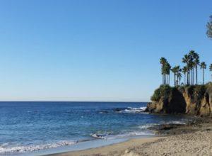 Shaws Cove, Coastline View, North laguna Beach Neighborhood of Laguna Beach CA