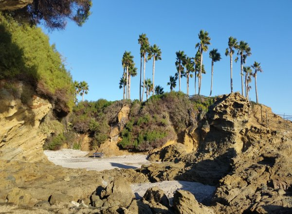 Twin Points Hidden Beach, North laguna Beach Neighborhood of Laguna Beach CA