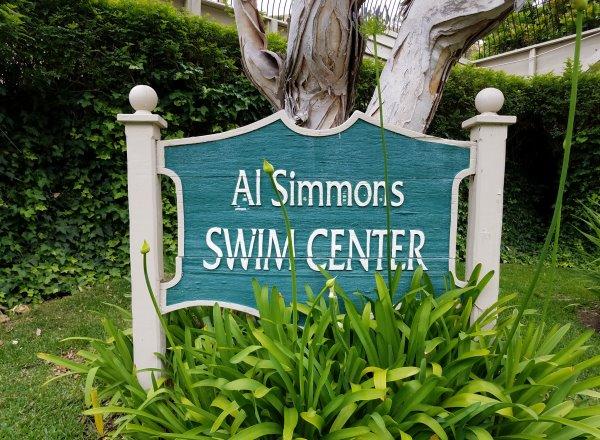 Al Simmons Swim Center, Emerald Bay Neighborhood, Laguna Beach