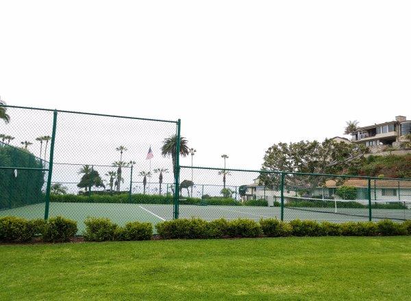 Emerald Bay Tennis, Emerald Bay Neighborhood, Laguna Beach
