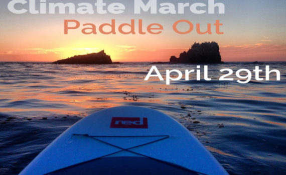 Join Sunset Paddle in Protecting our Environment