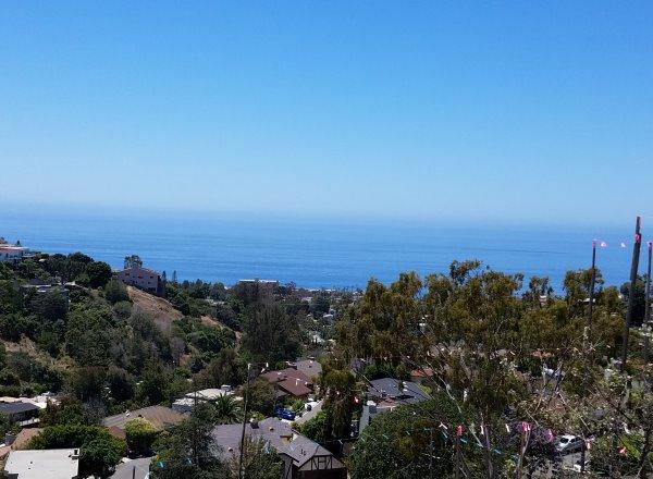 Lower Bluebird Neighborhood Village Area Laguna Beach