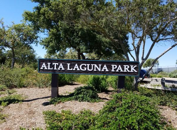 Alta Laguna Park Laguna Beach LagunaBeachCommunity.com