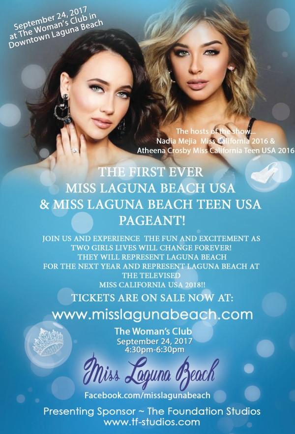 Miss Laguna Beach-Miss Laguna Beach Teen Laguna Beach LagunaBeachCommunity.com