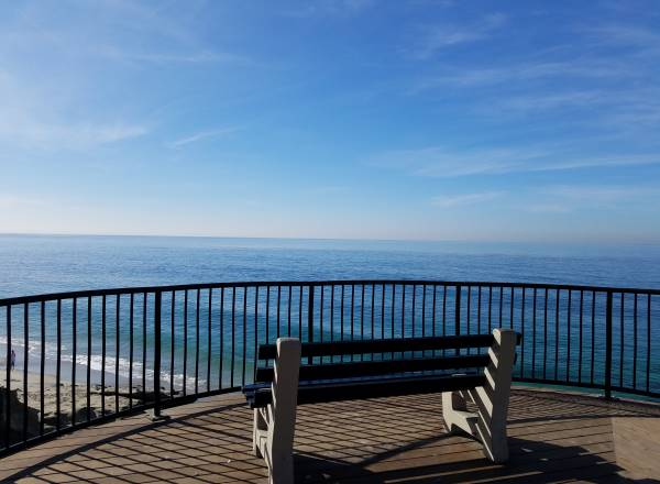 Oak Street View Park Laguna Beach LagunaBeachCommuniy.com
