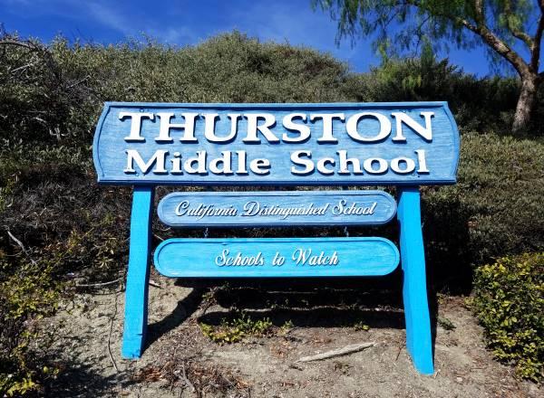 Thurston Middle School Laguna Beach LagunaBeachCommunity.com