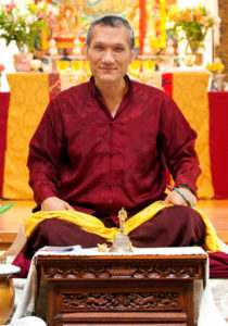 Ttibetan Lama to speak on world peace in Laguna Beach