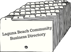 Laguna Beach Community Business Directory
