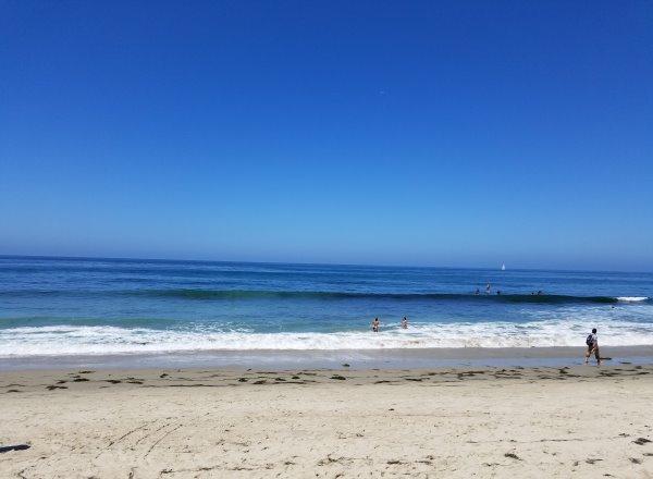 Thalia Street Beach Laguna Beach California