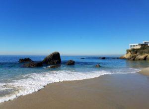 woods cove laguna beach california