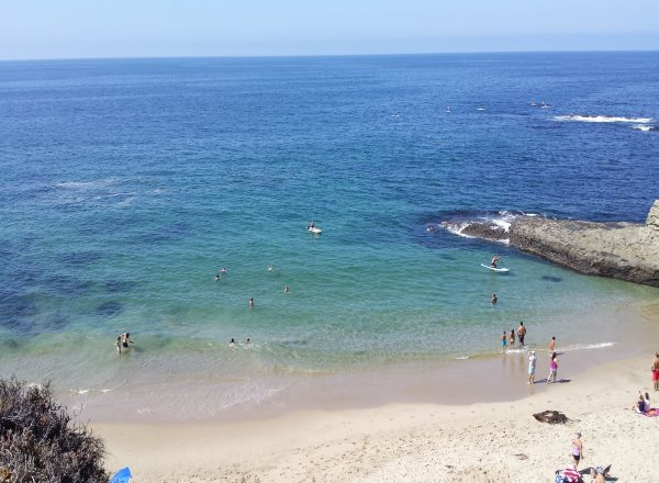 Divers Cove, Coastline View, North laguna Beach Neighborhood of Laguna Beach CA