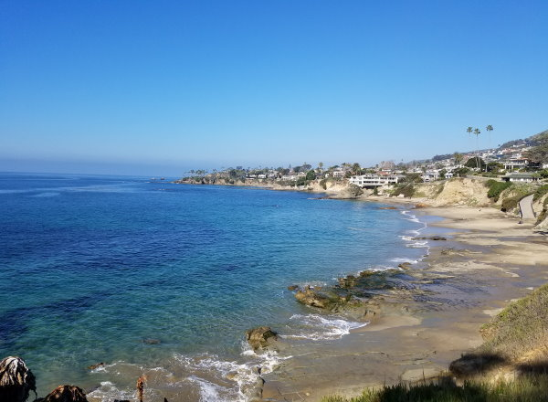 Picnic Beach-Heisler Park, North laguna Beach Neighborhood of Laguna Beach CA