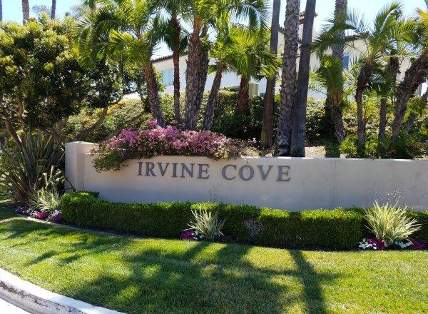 Irvine Cove Neighborhood in North Laguna Beach