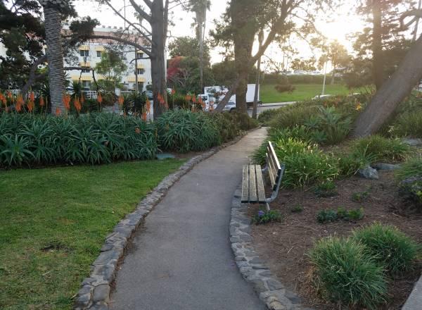 Jahraus Park Laguna Beach LagunaBeachCommunity.com