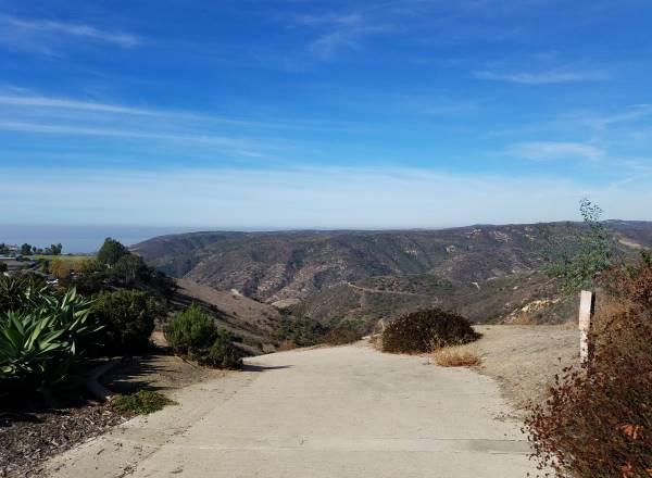 Park Avenue Nature Trail Laguna Beach LagunaBeachCommunity.com