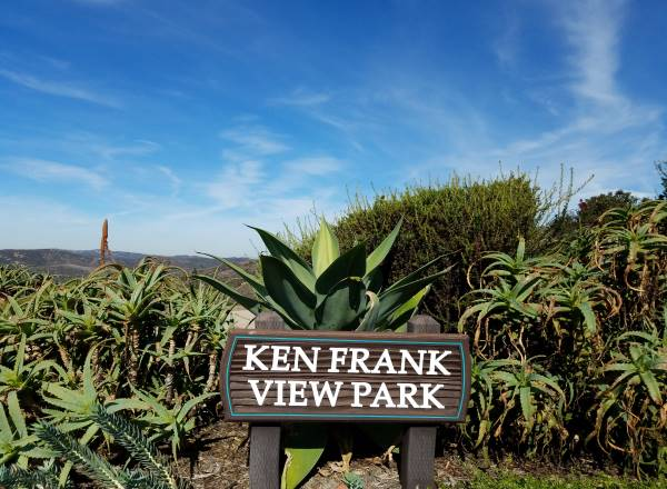 Ken Frank View Park Laguna Beach LagunaBeachCommunity.com