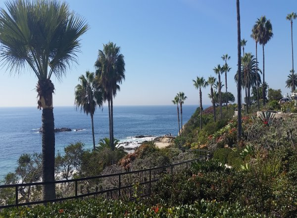 Monument Point Beach Laguna Beach Heisler Park