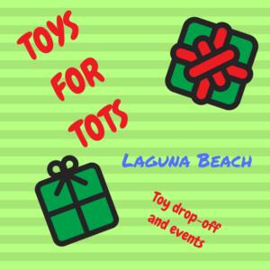 TOYS FOR TOTS Laguna Beach U.S. Marine Corps Reserves