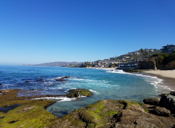 Christmas Cove Laguna Beach
