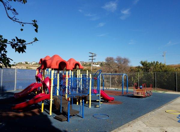 El Morro Elem School Playground Laguna Beach California Orange County