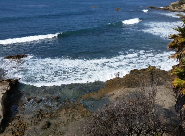 Rockpile Beach Laguna Beach Orange County So Cal Beaches