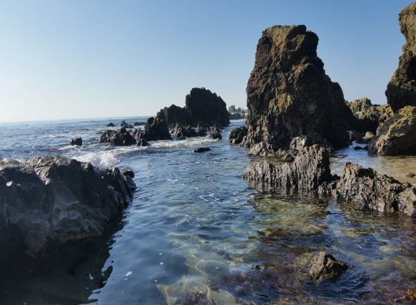 Rockpile Beach Laguna Beach California Orange County So Cal Beaches