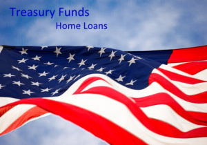 Treasury Funds Home Loans Logo