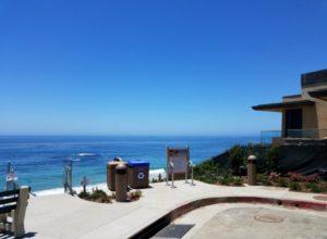 entry mountain road beach laguna beach california