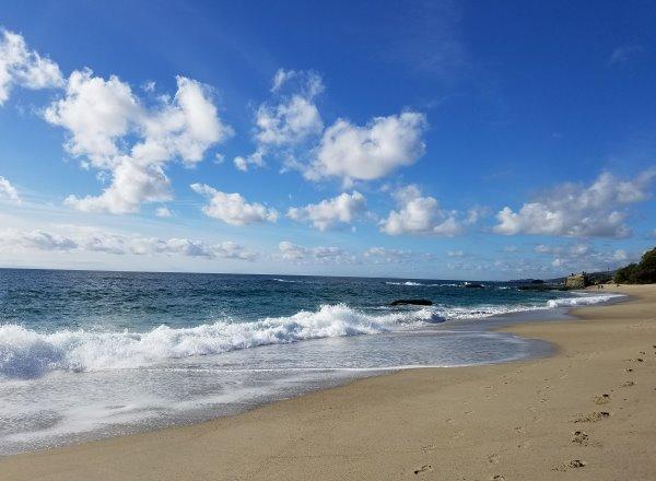 sand and waves thousand steps laguna beach ca