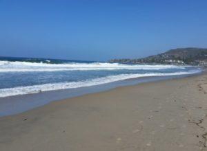 sandy beach pearl street beach laguna beach ca