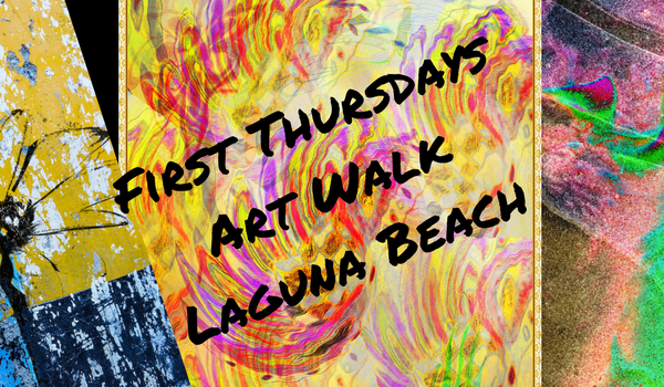 Laguna Beach Art Walk Sept 5 2019 feb 7 first thurs art walk august 2019 laguna beach community
