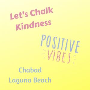 Let's Chalk Kindness