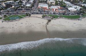 Laguna Beach Monitoring Social Distancing